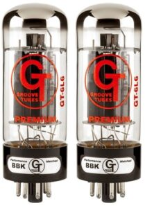 Groove Tubes 6L6